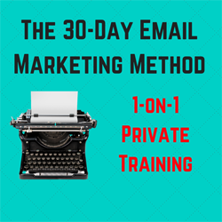 1-On-1 Private Email Training